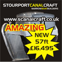 Stourport Canal Craft